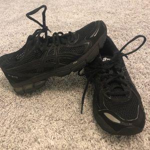 ASICS gel GT-2170 black running shoes